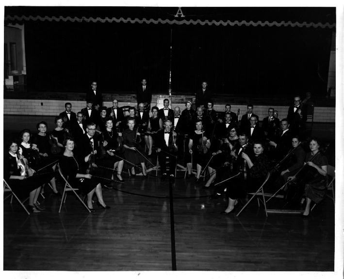 Picture of CSO from the mid 1960's